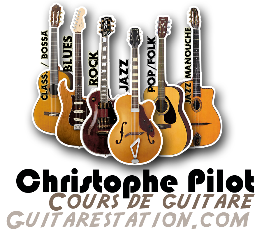 Logo Guitarestation